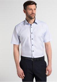 Eterna - FITTED WAIST - Shirt - light blue - 0