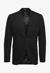 Selected Homme - Blazer jacket - black - 5