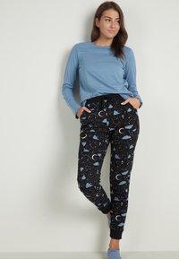 Tezenis - Pyjama top - blau - 045u - sky blue - 2