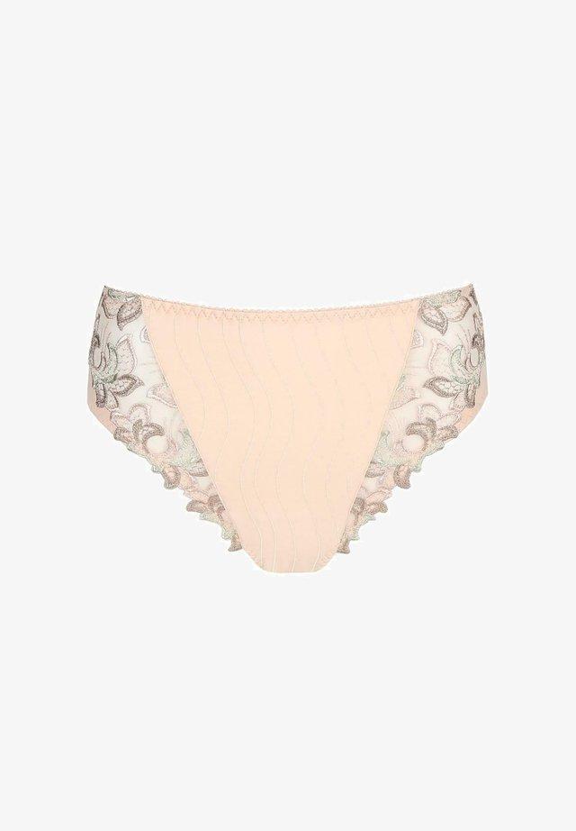 TAILLENSLIP PRIMADONNA DEAUVILLE - Panties - silky tan