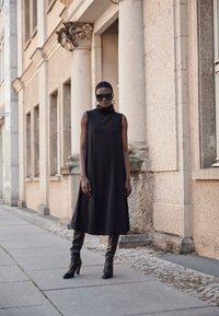 Max Mara Leisure - FANTINO - Jersey dress - nero - 2