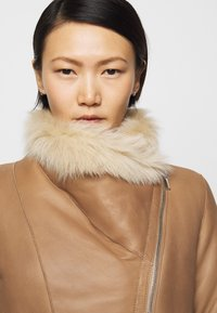 STUDIO ID - CLASSIC COAT - Winter coat - camel/light camel - 3