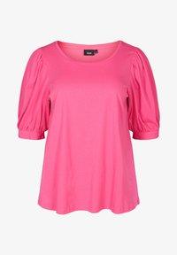Zizzi - Blouse - pink - 3