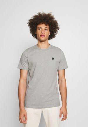 AKROD - T-shirts - light grey melange