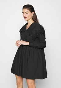 Cras - LUICRAS DRESS - Sukienka letnia - black - 0