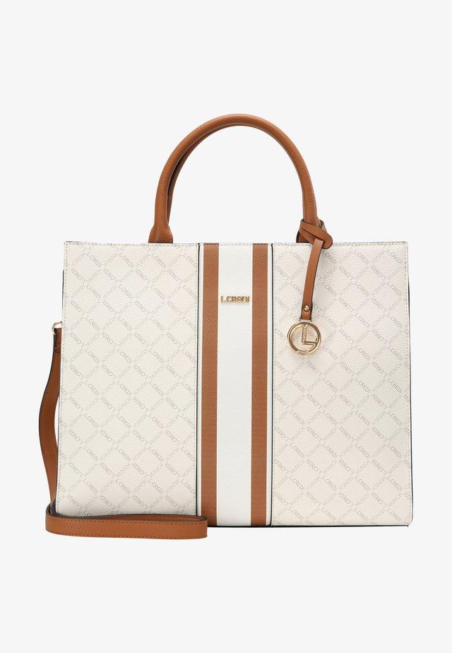 GIOIA - Tote bag - weiss