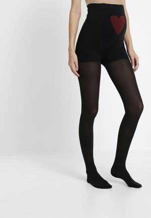 50 DEN WOMAN TIGHTS MAMA - Tights - black