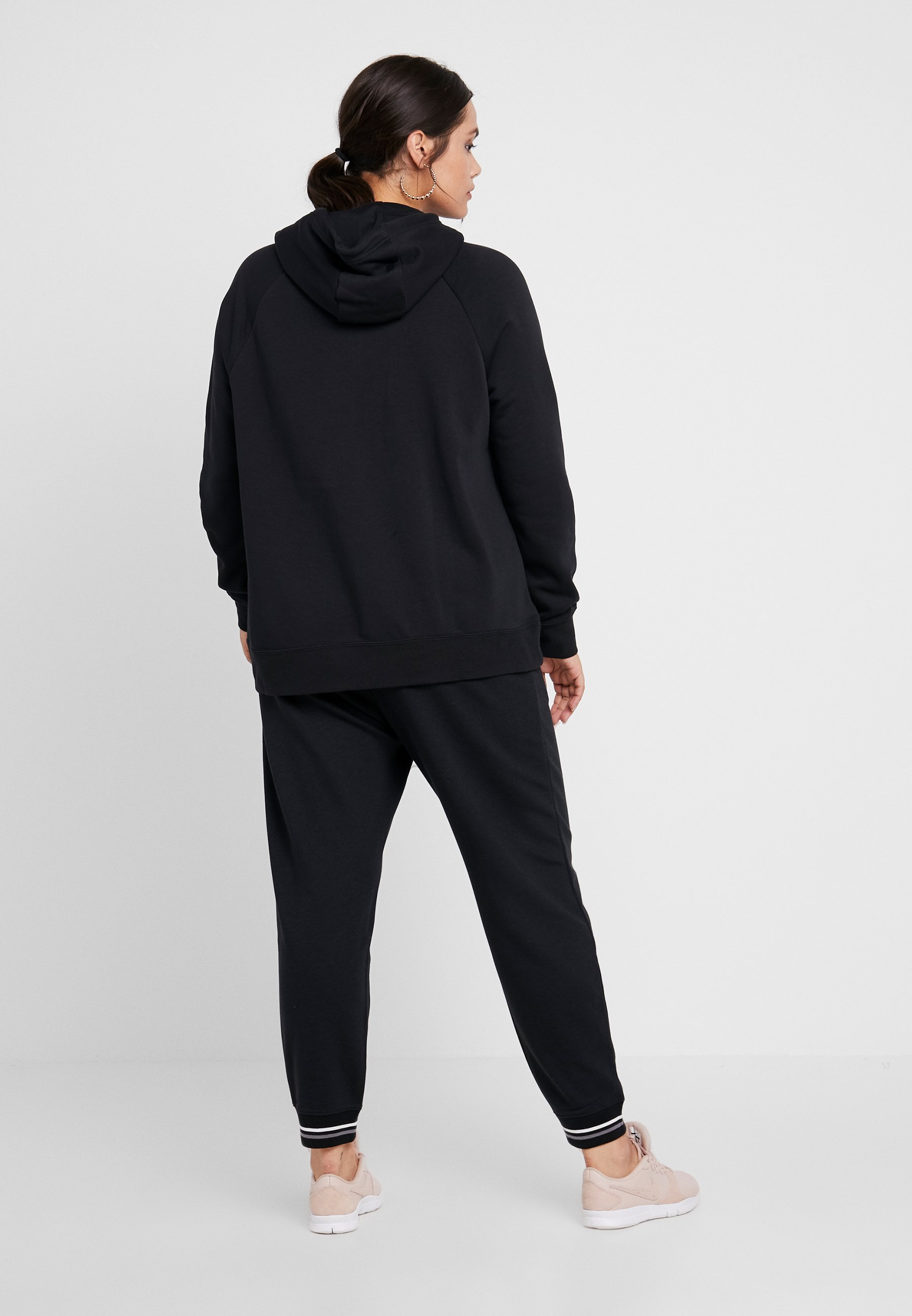 Nike Sportswear HOODY - Hoodie - black - Women's winter clothes RDv0y