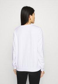 Liu Jo Jeans - FELPA CHIUSA - Sweatshirt - bianco - 2
