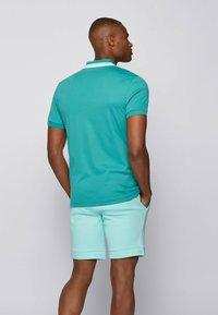 BOSS - PAULE  - Polo shirt - turquoise - 2