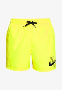 Nike Performance - VOLLEY - Swimming shorts - lemon - 2