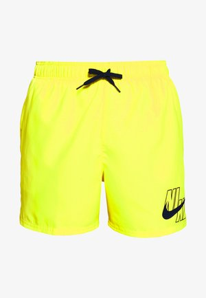 VOLLEY - Swimming shorts - lemon