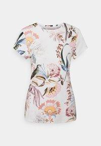 Ted Baker - JERIKKO - Print T-shirt - white - 0