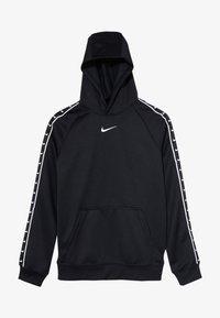 Nike Sportswear - B PK  TAPE - Hoodie - black/white - 2
