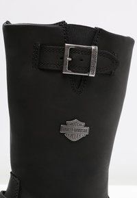 Harley Davidson - RANDY - Cowboy/Biker boots - black - 5