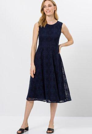 Cocktail dress / Party dress - desert night blue