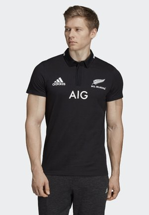 ALL BLACKS SUPPORTERS JERSEY - National team wear - black