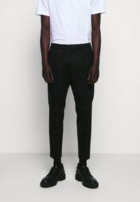 HUGO - HARLYS - Trousers - black - 0