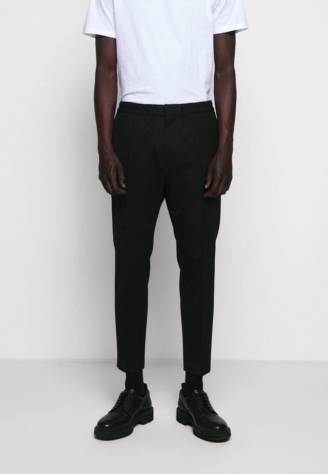 HARLYS - Pantaloni - black