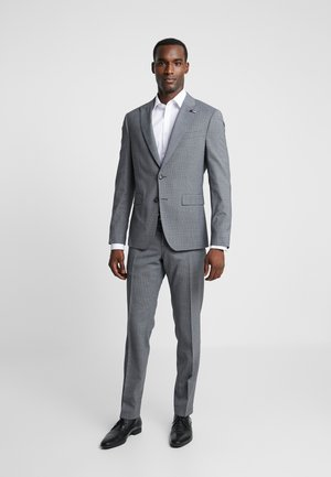 FLEX SLIM FIT SUIT - Anzug - grey