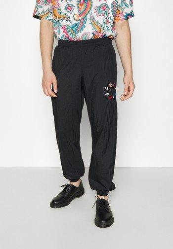 Pantaloni - black/multicolor