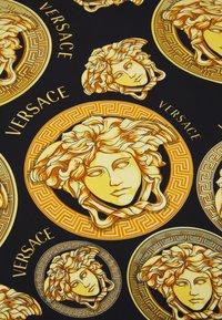 Versace - MEDUSA FOULARD - Foulard - black/gold - 3