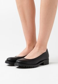 NAE Vegan Shoes - LILI VEGAN - Ballerinat - black - 0
