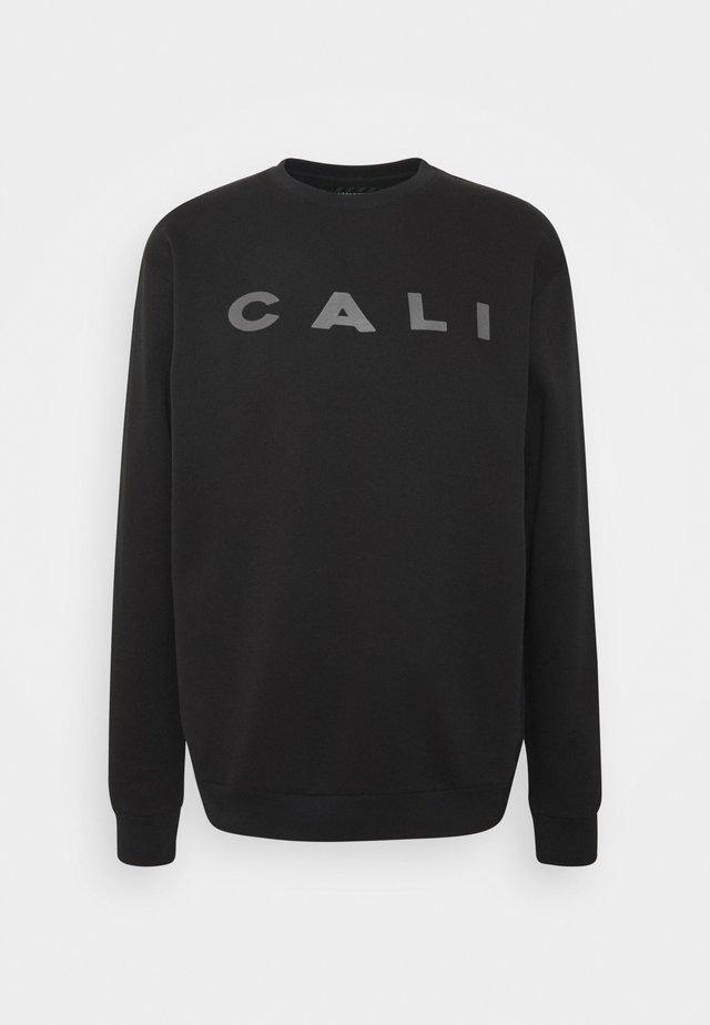 CALI EXTREME OVERSIZED SWEATER UNISEX - Sweatshirt - black