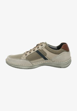 ANVERS  - Casual lace-ups - beige-multi