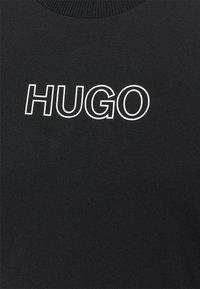 HUGO - DASSY - Jerseyjurk - black - 6