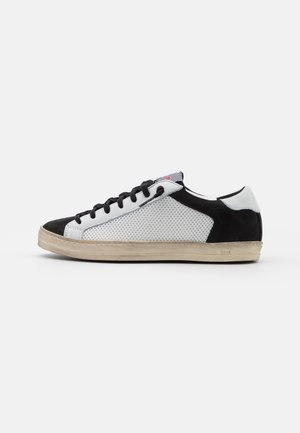 UNISEX - Sneakersy niskie - black/white