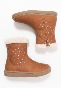 Friboo - Kotníkové boty - brown - 0