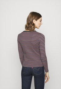 Levi's® - BABY TEE - Long sleeved top - black/multi - 4