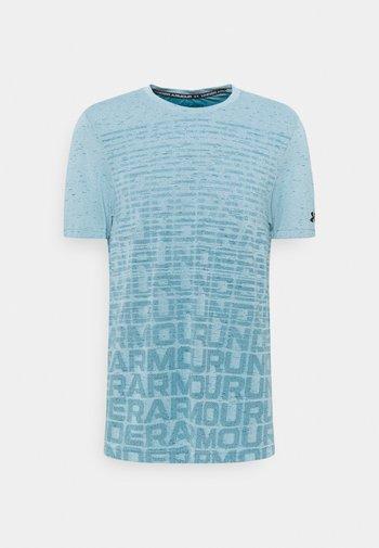 SEAMLESS WORDMARK - T-shirts print - breeze