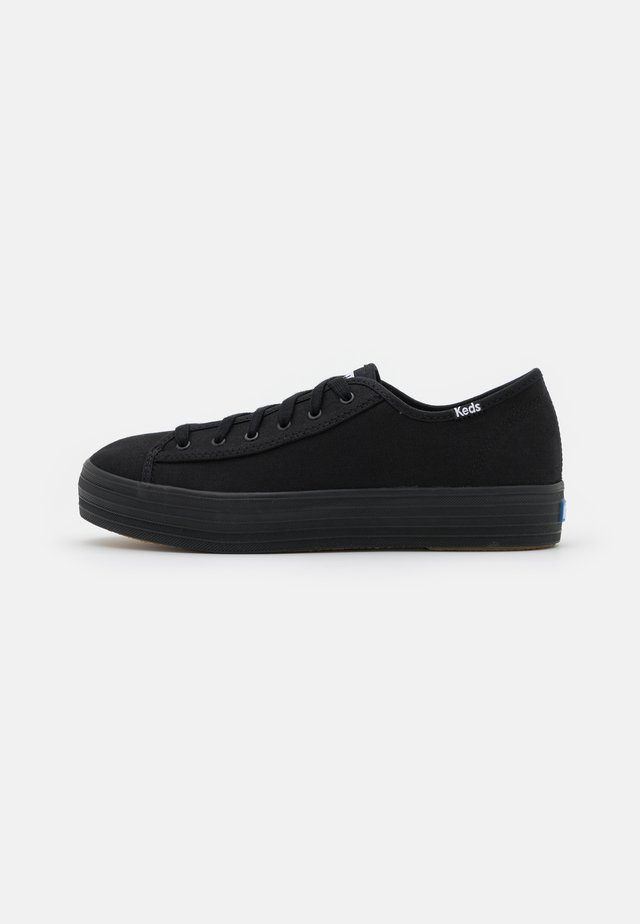 TRIPLE KICK - Sneakers laag - black