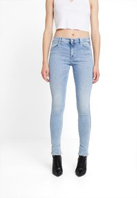 Replay - STELLA - Skinny-Farkut - light blue - 0