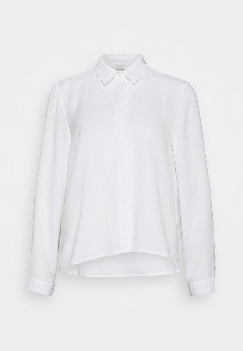 ONLY Petite - ONLISABELLA - Button-down blouse - cloud dancer