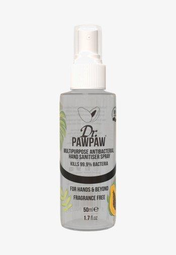 MULTIPURPOSE HAND SANITISER SPRAY - Liquid soap - -