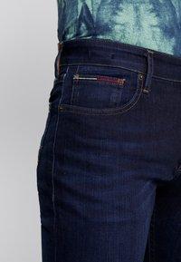 Tommy Jeans - RYAN - Jeans straight leg - dark blue denim - 3