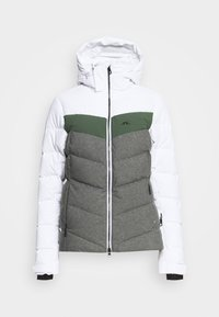 RUSSEL JACKET - Down jacket - thyme green
