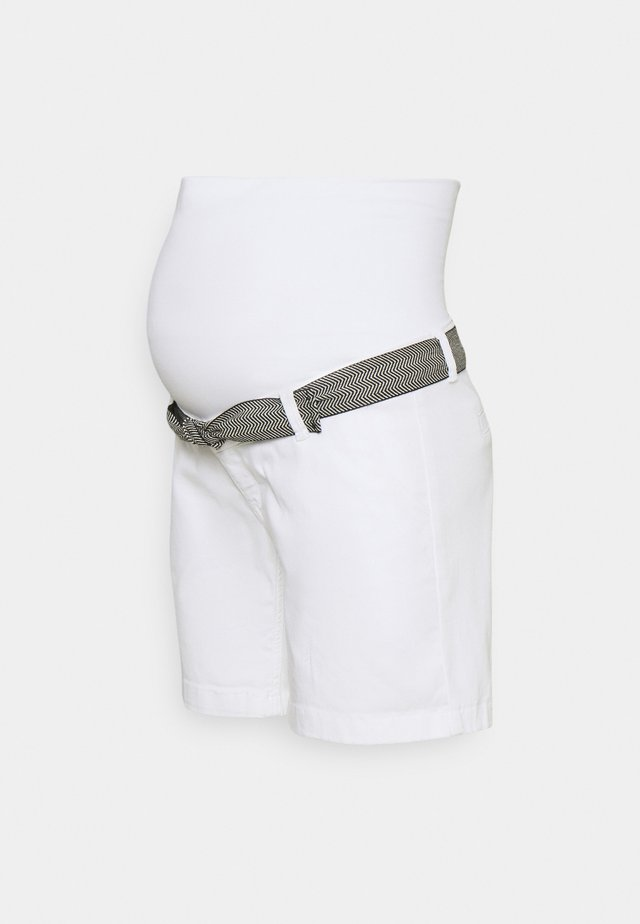 EDGEWOOD - Shorts - every day white