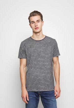 STEEF - Print T-shirt - black