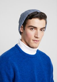 Topman - DUSTN - Beanie - blue/white - 1