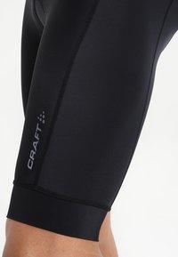 Craft - RISE SHORTS - Sports shorts - black - 4