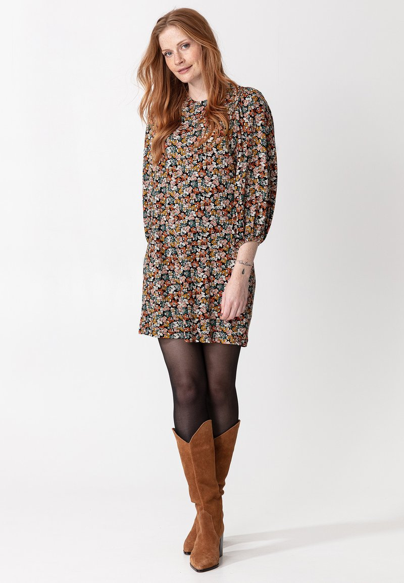 Indiska - TUNIC - Day dress - multi