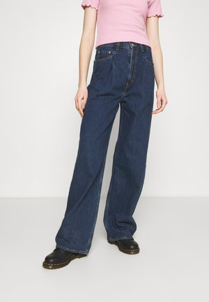 TAILORED HIGH LOOSE - Jeans a sigaretta - on me