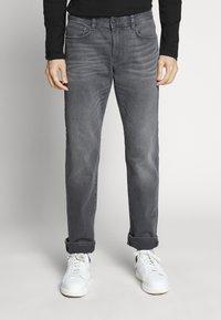 TOM TAILOR - MARVIN - Straight leg jeans - grey denim - 0