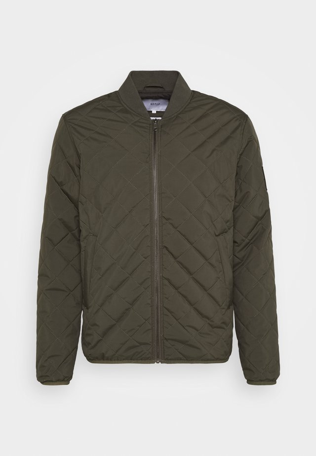 METROPOL JACKET - Giubbotto Bomber - green