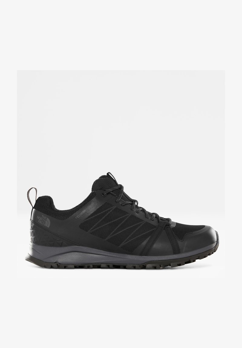 The North Face - M LITEWAVE FASTPACK II WP - Trainers - tnf black/ebony grey