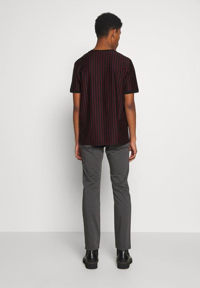 Pantalones - open grey
